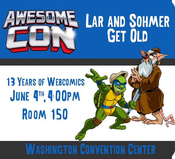 Lar&Sohmer_Blog_ AwesomeCon_2016_Blue